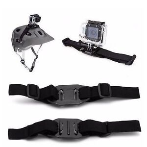 Vented helmet strap mount for GoPro Hero Cameras Kedron Brisbane North East Preview