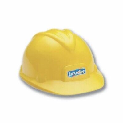 Bruder Toy Construction Hard Hat Kids Boys  Pretend Role Play Toys Helmet New  - Kids Play Hard Hat