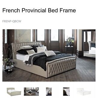 Wanted: Domayne French Provincial Bed Frame