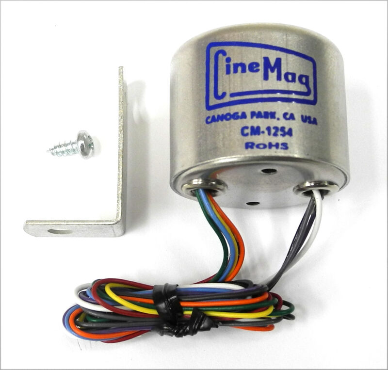Cinemag 1254 Enhanced Moving Coil Cartridge Transformer (CMQEE-3440A Upgrade) C6