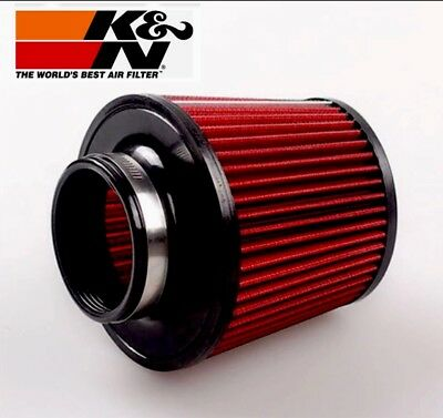Universal K&N Cold Air Filter Intake Induction Kit Lifetime Warranty Cone Style
