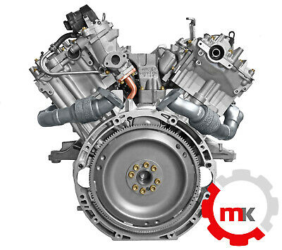 Mercedes Sprinter W906 OM642 3,0 319 350 CDI Motor generalüberholt W221 W212