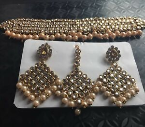 Choker set/ indian party wear / Indian jewellery