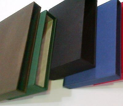 Custom Slipcases for books: Made to Order by Bookbinders in the UK