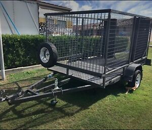 TRAILER 9Ft. X 6ft regd. May 2017 swap iPhone 7s or MacBook  $2000 Tenambit Maitland Area Preview