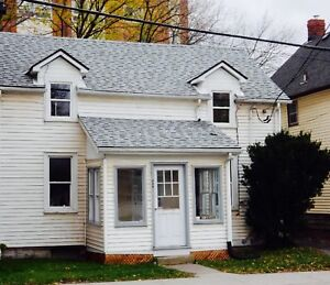 Downtown 2 bedroom house - fully furnished - close to Queens.