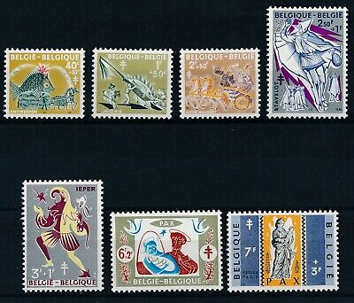 [858] Belgium 1959 good Set very fine MNH Stamps