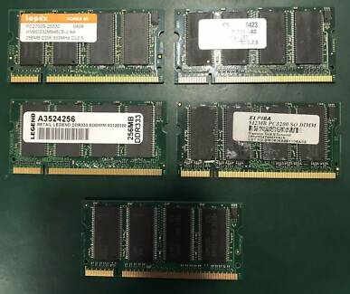 used laptop ddr ram  512MB