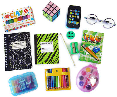 School Supplies Set for 18