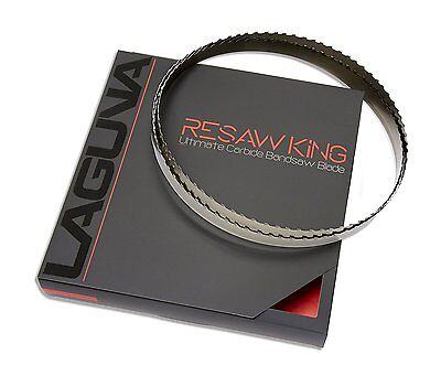 Laguna Tools Rk100-125 Resaw King Carbide Tipped Bandsaw Blade