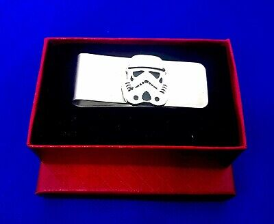 Stormtrooper Star Wars Money Clip Character Gift Idea Movie Fan - Movie Character Ideas