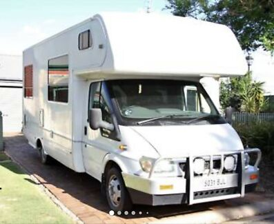 Ford Transit 2004 Motorhome Tea Tree Gully Tea Tree Gully Area Preview