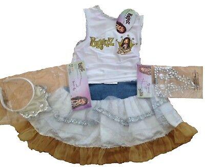 Disney BRATZ TUTU Ballet style Headband Necklace Fancy Dress  Costume Party 3-5