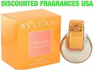 Omnia Indian Garnet by Bvlgari for Women EDT 2.2 Oz...