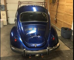 1971 Vw rare super beetle  fully restored  Sale/trade
