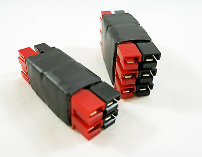 4-way 6-way 30a 45a Splitters Fit Anderson Powerpole Sermos Acdc Power Amp