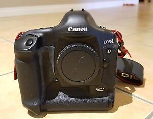 Canon 1D Mark II DSLR body Rowville Knox Area Preview