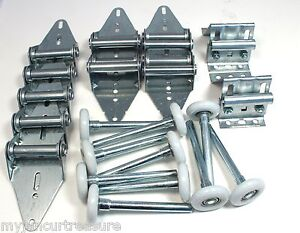 Garage Door Hinge and Roller Tune up Kit 9X7 or 8X7