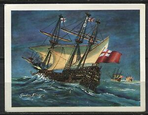 CHROMO-BATEAU-SOVEREIGN-OF-THE-SEAS-TOM-THUMB-BRITAIN-S