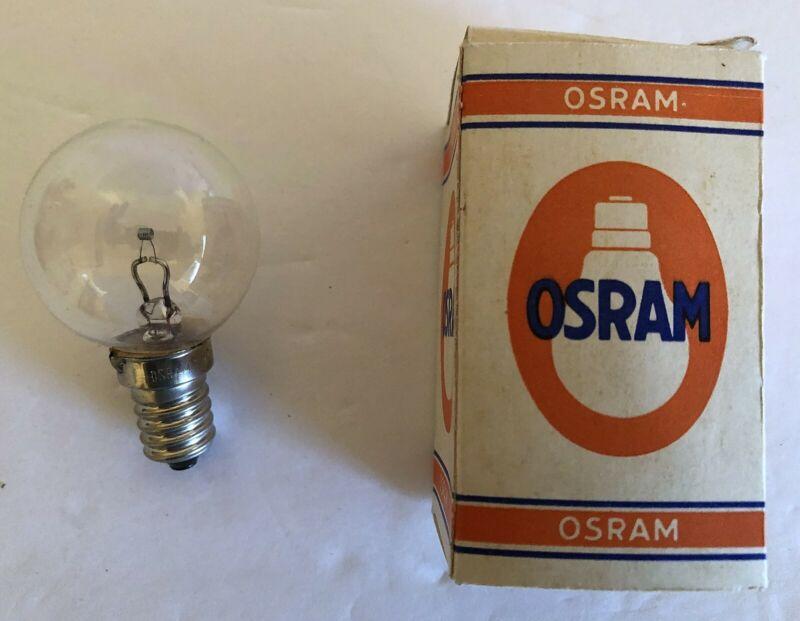 Osram 8110 6V 5A Bulbs Made in Germany