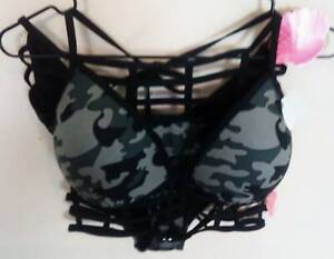 BNWT Sexy XL Camouflage Army Military Coral Tropics Bikini Swimsuit Cottesloe Cottesloe Area Preview