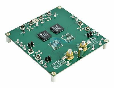 Linear Technology Ltm4601ev High Efficiency Dcdc Breakout Evaluation Board