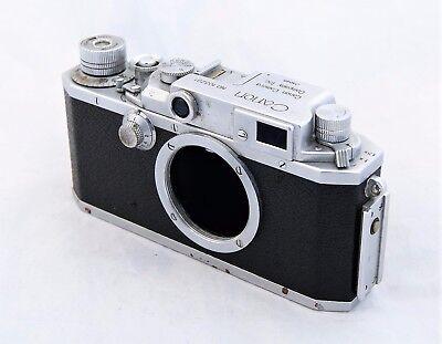 Canon IVSb (IV Sb, 4Sb)  LTM Rangefinder Film Camera