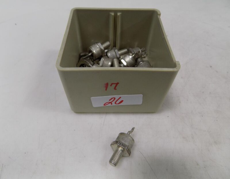 NTE SILICON CONTROLLED RECTIFIER LOT OF 17 NTE5529