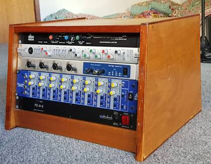 studio sellout - rack gear RME focusrite isa cables multicores