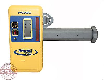 Spectra Precision Hr320 Laser Receiver Detectortopconrugbydewaltdavid White