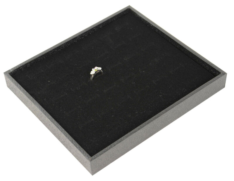 Jewellers Ring Display Storage Show Tray to hold 36 rings - Jewellery Ring Tray