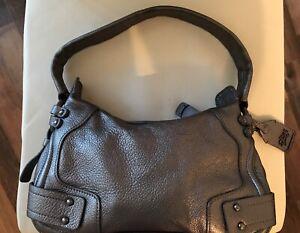 New DKNY Genuine Leather Handbag