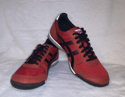 Onitsuka Tiger Ultimate 81 Red / Black Men's Shoe size 10