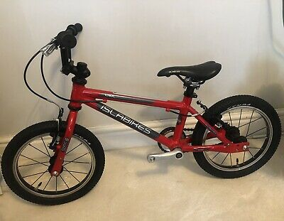 Islabikes Cnoc 14 Large Red Kids Bike