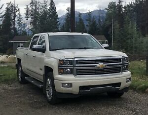 Chevrolet Silverado 1500 High Country 6.2 L