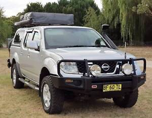Nissan Navara - Fantastic Condition Loads of Extras