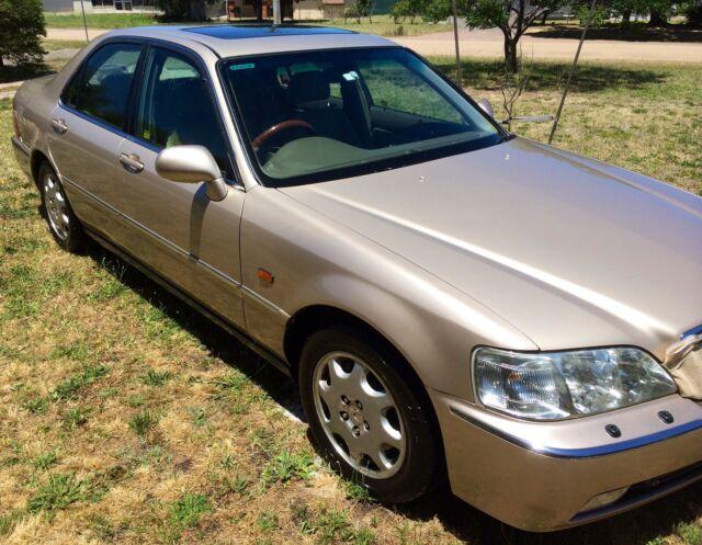 1999 Honda Legend 4 Sp Automatic 4d Saloon   Cars, Vans ...