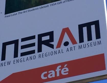 EOI: NERAM Cafe operator