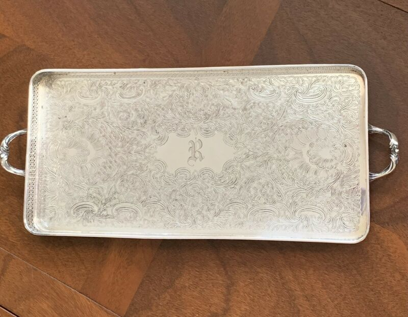 The Sheffield Silver Co. Butlers Tray