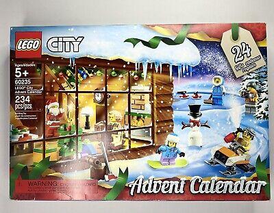 LEGO City: Advent Calendar (60235) Christmas Gift 24 Gifts