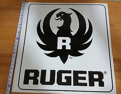 Ruger BANNER 2 FT sniper rifle gun sign hunting man cave