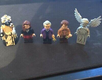 Lego Doctor Who minifigure lot