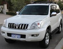2003 Toyota LandCruiser Prado Wagon GRANDE Marmion Joondalup Area Preview