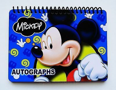 (Disney - Mickey Mouse - Mickey Autograph Book 25109)