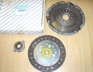 genuine alfa romeo 147 156 1 9 jtd new clutch kit. Black Bedroom Furniture Sets. Home Design Ideas