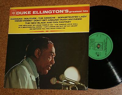 LP Duke Ellington  greatest Hits CBS Made in Holland