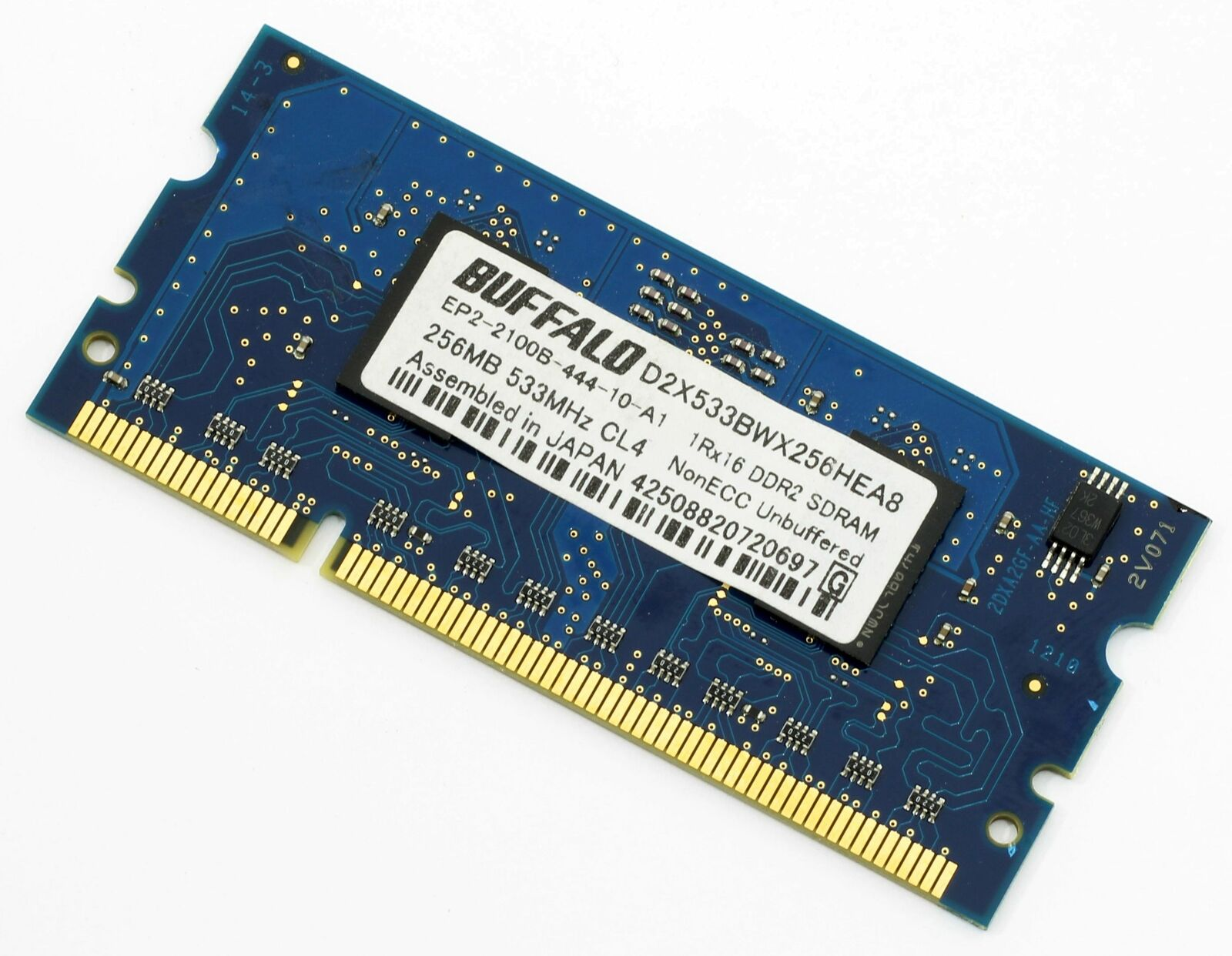Kyocera mémoire de l'imprimante buffalo d2x533bwx256hea8 256mb fs-c2526mfp