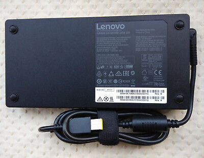 @New Original OEM Lenovo 20V 11.5A AC Adapter for ThinkPad P70 20ER000RUS Laptop