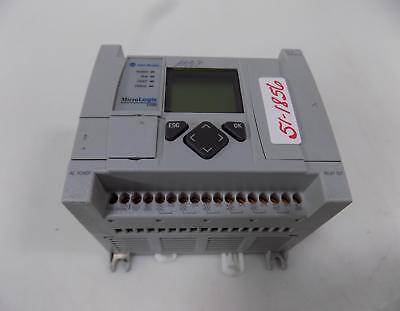 Allen Bradley Micrologix 1100 16 Point Controller 1763-l16bwa Series B Fw 11