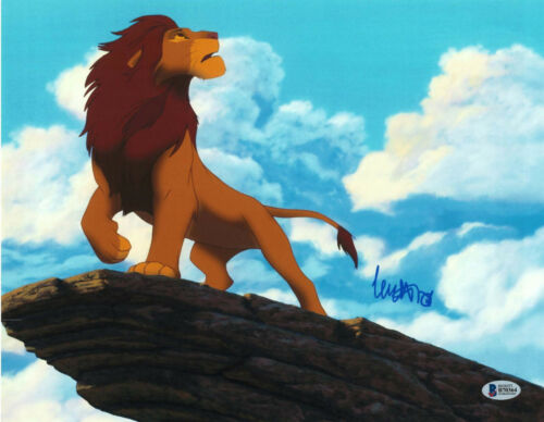 MATTHEW BRODERICK SIGNED 11X14 PHOTO THE LION KING BECKETT BAS AUTOGRAPH AUTO B